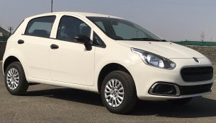 Fiat Punto Evo Pure launched at INR 4.92 lakhs