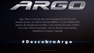 Fiat Punto successor (Fiat X6H) to be called Fiat Argo - Brazil