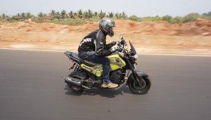 Honda Navi Chrome & Honda Navi Adventure - First Ride Review