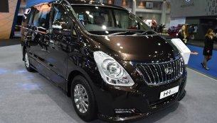Hyundai H-1 showcased at BIMS 2017