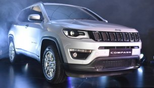 Prices of the Jeep Compass to start from INR 18 Lakhs - Report