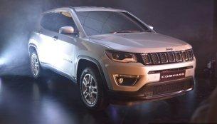 2017 Jeep Compass to go on sale in India this August