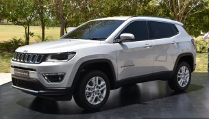 India-made Jeep Compass will be exported to UK, Australia and Japan