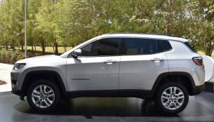 2017 Jeep Compass variants revealed ahead of August launch - Report