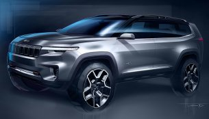 Jeep 'Yuntu' concept teased again ahead of Shanghai debut