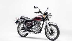 Kawasaki Estrella Final Edition launched in Japan after 25 years of sales