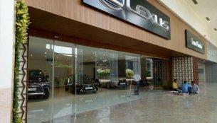 Lexus India inaugurates its dealership in Mumbai