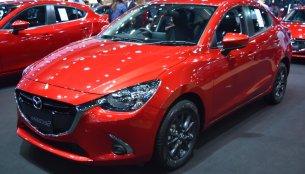 Mazda2 showcased at BIMS 2017