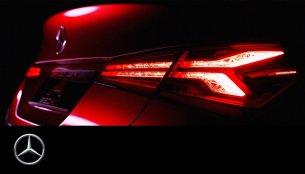 Mercedes Concept A Sedan teased ahead of Auto Shanghai debut