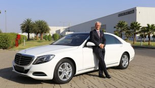Mercedes S-Class Connoisseur's Edition launched at INR 1.21 crores