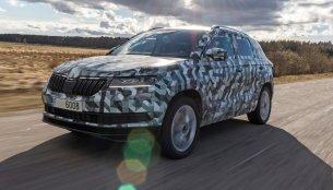 Skoda Karoq compact SUV announced, to debut on 18 May