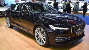 Volvo S90 showcased at BIMS 2017