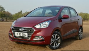 2017 Hyundai Xcent 1.2 Diesel (facelift) - First Drive Review