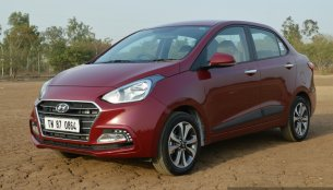 Hyundai Xcent Electric under consideration for India - Report