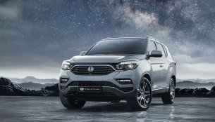M&M not yet convinced on launching the new Ssangyong Rexton (XUV700) in India