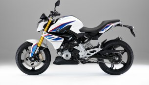 MY2018 BMW G310R released in the USA