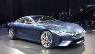 BMW 8 Series Concept - In 9 Live Images