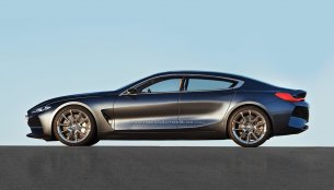 BMW 8 Series Gran Coupe - Rendering