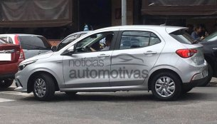 Base Fiat Argo variant spotted on test [Update]