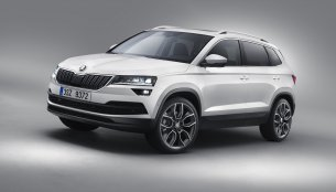 Skoda Karoq under evaluation for India - Report