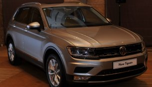 Volkswagen Tiguan launched in India at INR 27.98 lakhs
