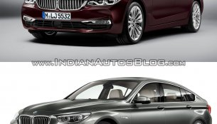 BMW 6 Series GT vs. BMW 5 Series GT - Old vs. New