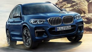 2017 BMW X3 leaked ahead of its 26 June debut - In 16 Photos & Video
