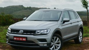 VW Tiguan - First Drive Review