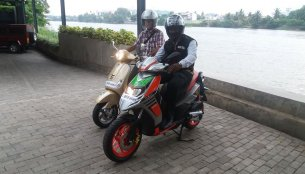 Aprilia & Vespa enter Sri Lanka with India-made vehicles