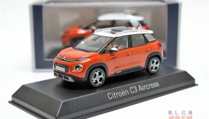 2017 Citroen C3 Aircross leaked ahead of 12 June debut