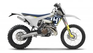 Two-stroke Husqvarna TE250i & Husqvarna TE300i with fuel injection unveiled
