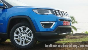 Jeep Compass gathers 4,000 bookings in India - Report