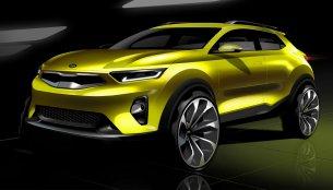 Kia announces July debut for Kia Stonic B-SUV