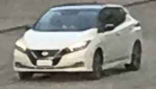 India-bound 2018 Nissan Leaf spotted at its TVC shoot [Update]