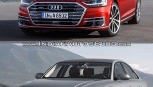 2018 Audi A8 vs. Audi 2014 Audi A8 - Old vs. New