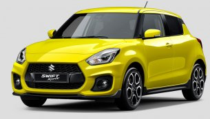 2018 Suzuki Swift Sport revealed, IAA 2017 debut confirmed