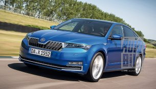 Next-gen 2019 Skoda Octavia rendered, details revealed