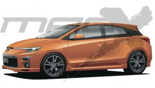Toyota to sell next-gen Toyota Auris as Toyota Corolla Hatchback - Report