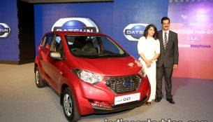 Datsun Redi-GO 1.0L launched in India, priced from INR 3.57 lakh
