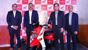 Honda Cliq now available in Maharashtra at INR 43,076
