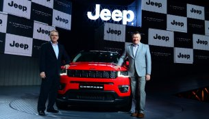 Jeep Compass gets 5000+ bookings before launch