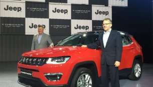 Jeep Compass Launched in India at INR 14.95 Lakhs