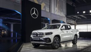 Mercedes X-Class - In 20 Live Images