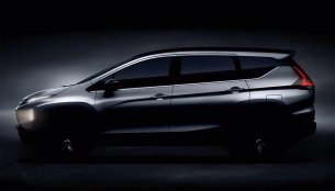 Fresh teasers of Mitsubishi Expander (Maruti Suzuki Ertiga rival) released in Indonesia