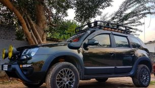 150hp Renault Duster with Borla end can & Bilstein suspension by Autopsyche