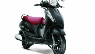 Suzuki Access 125 gains two new matte colour options
