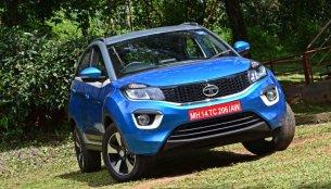 Tata Nexon XZ launched at INR 7.99 lakhs