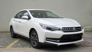 Nissan Sentra/Sylphy based Venucia D60 ready for Chinese customers