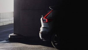 Volvo XC40 Teaser Image Leaked Online