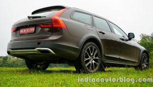 Volvo to assemble Volvo V90 Cross Country in India - Report